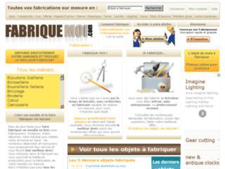 http://www.fabriquemoi.com/