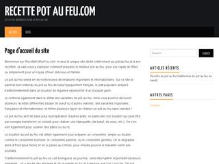 http://www.recettepotaufeu.com/