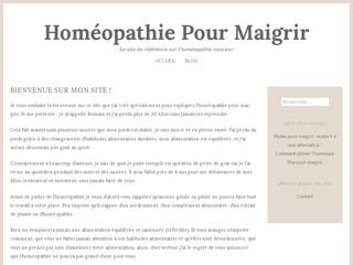 http://www.homeopathiepourmaigrir.com/