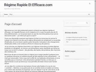 http://www.regimerapideetefficace.com/