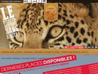 http://www.safari-afrique.com/
