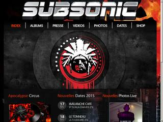 http://www.subsonic-music.com/