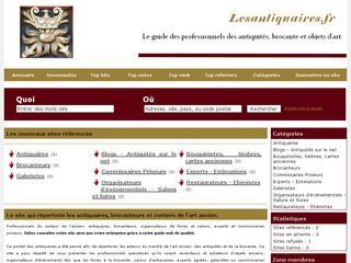 http://www.lesantiquaires.fr/