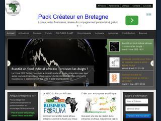 http://www.afrique-entreprises.com/