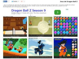 http://www.jeux2dragonballz.com/