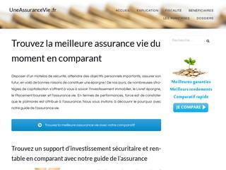 http://www.uneassurancevie.fr/