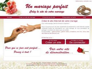 http://www.un-mariage-parfait.fr/