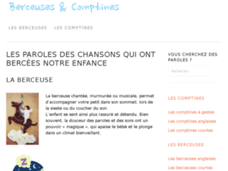 http://www.berceuses-et-comptines.fr/
