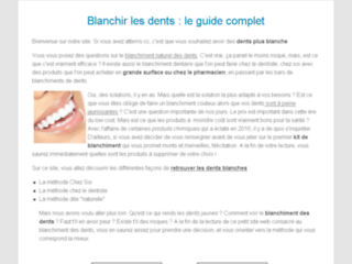 http://www.blanchir-les-dents.net/