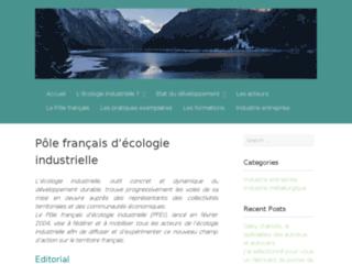 http://france-ecologieindustrielle.fr/