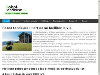 http://www.robot-tondeuse.info/