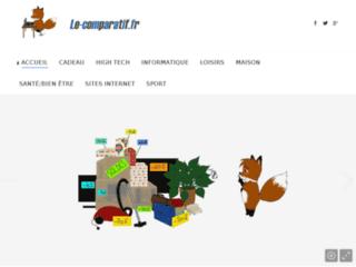 http://www.le-comparatif.fr/
