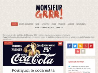 http://www.monsieurgrrr.fr/