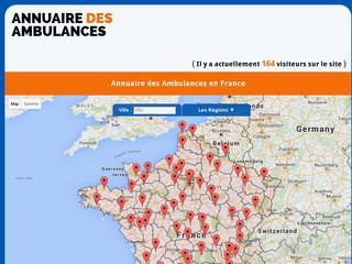 http://www.annuaire-des-ambulances.fr/