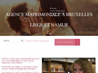 site de rencontre ou agence matrimoniale en belgique