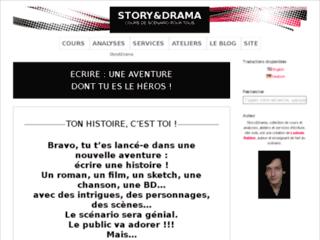 http://fr.storyanddrama.com/