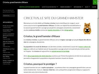 http://www.cricetus.alfae.fr/