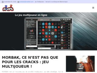 http://www.morbak.com/morbak-vs-puissance-4.html