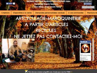 http://www.artcycleage.wix.com/patrice-artcycleage