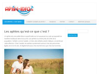 http://www.aphte-info.fr/