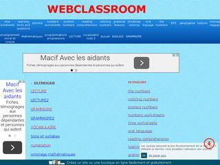 http://webclassroom.wifeo.com/