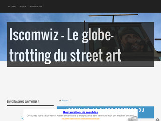 http://iscomwiz-streetart.e-monsite.com/