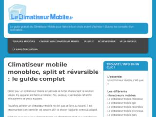 http://www.leclimatiseurmobile.fr/