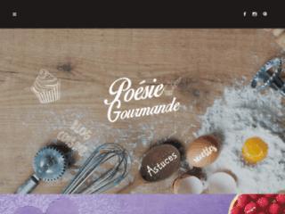 http://poesiegourmande.fr/