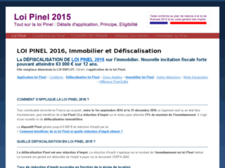 http://loi-pinel.duflot.org/