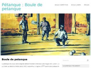 http://boule-petanque.fr/