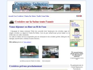 http://www.croisieres-saonoises.fr/