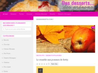 http://www.desdesserts.com/