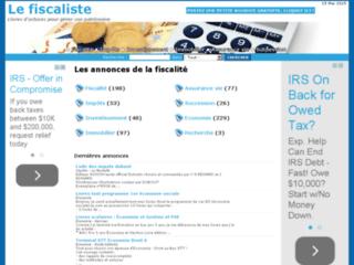 http://www.lefiscaliste.fr/