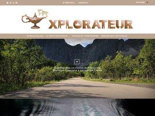 https://www.xplorateur.Com/