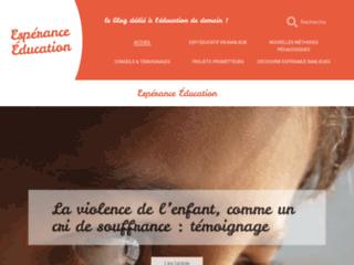 https://esperance-education.fr/