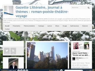 http://www.gazettelitteraire.com/