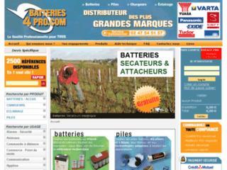 https://www.batteries4pro.com/fr/