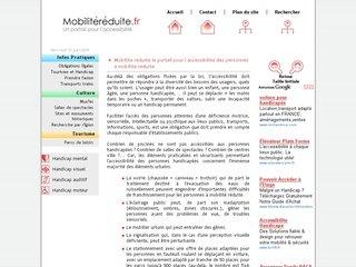 http://www.mobilitereduite.fr/