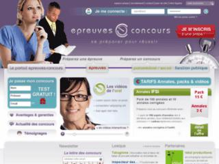 http://www.epreuves-concours.fr/