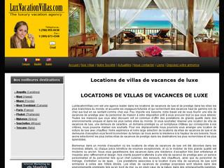 http://www.luxvacationvillas.com/index_fr.php