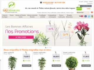 vente de fleurs plante et arbre artificiel en ligne. Black Bedroom Furniture Sets. Home Design Ideas