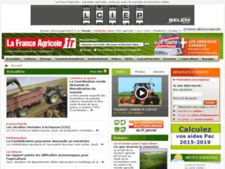 http://www.lafranceagricole.fr/