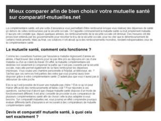 http://www.comparatif-mutuelles.net/