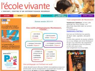 https://www.ecole-vivante.com/