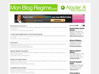 http://www.mon-blog-regime.com/