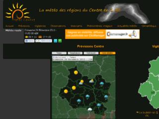 http://www.meteo-centre.fr/