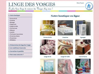 http://www.lingedesvosges.com/