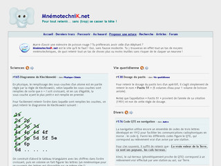 http://www.mnemotechnik.net/