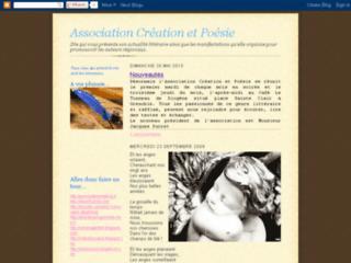 http://creationetpoesie.blogspot.fr/