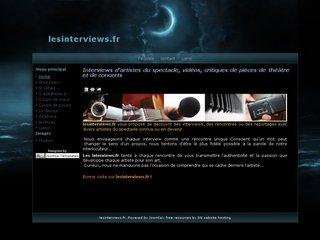 http://www.lesinterviews.fr/
